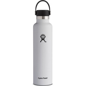 Hydro Flask Standard Mouth Flex 24 Bottle 709ml White